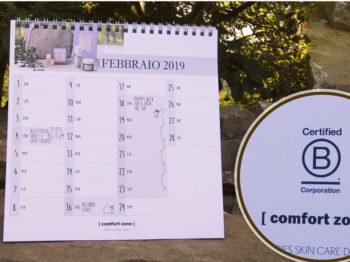 Calendario da tavolo BCorp