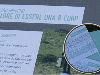 Brochure sostenibilità
