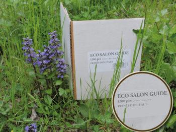 Libretto completamente ecologico