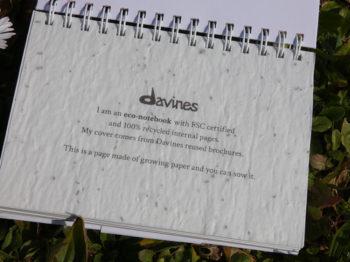 Notebook piantabile